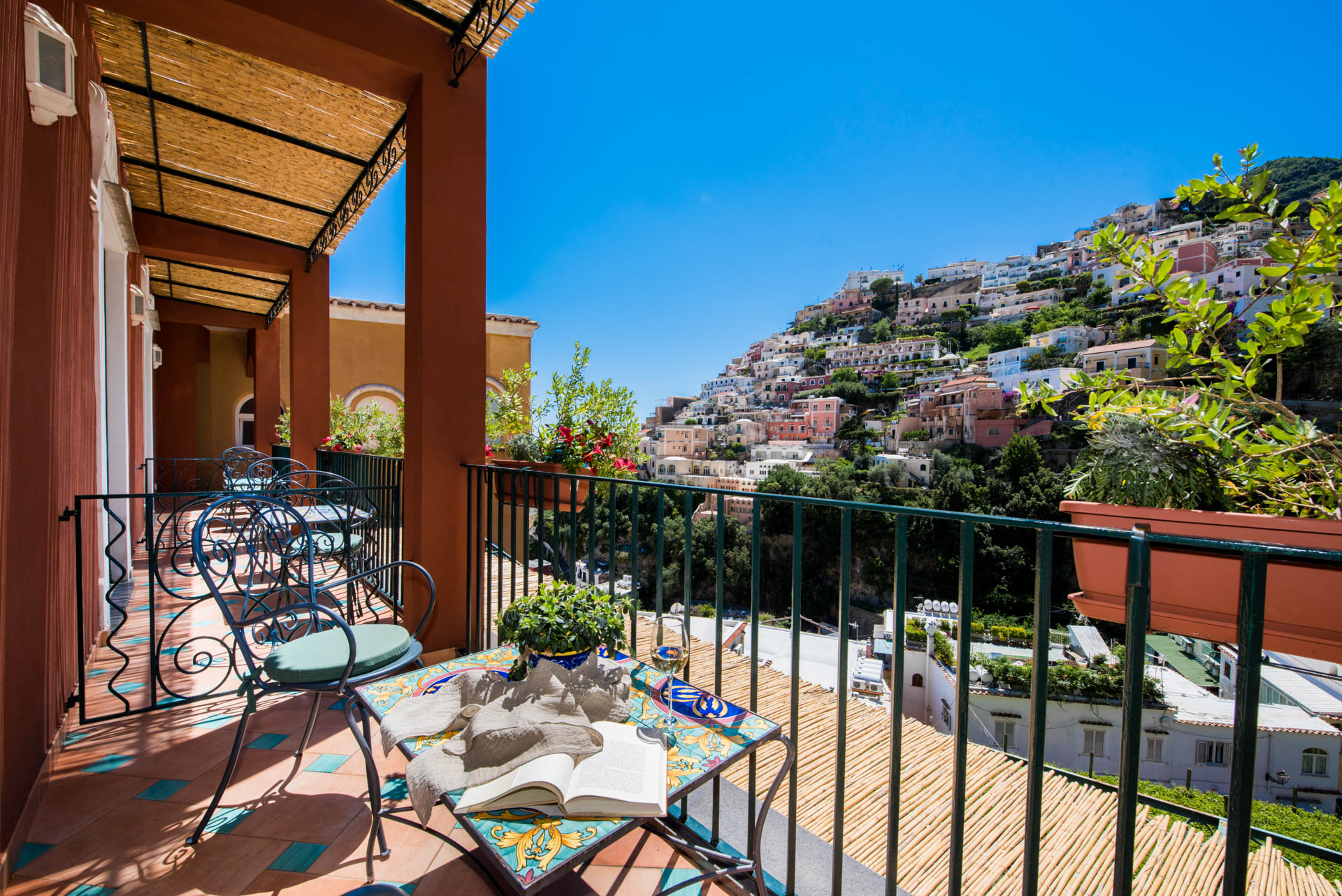 Classic Room - Hotel Savoia Positano
