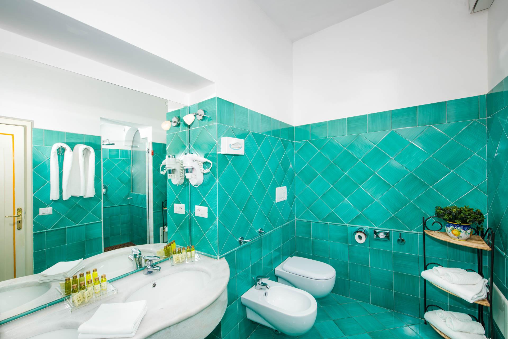 Family Room - Hotel Savoia Positano