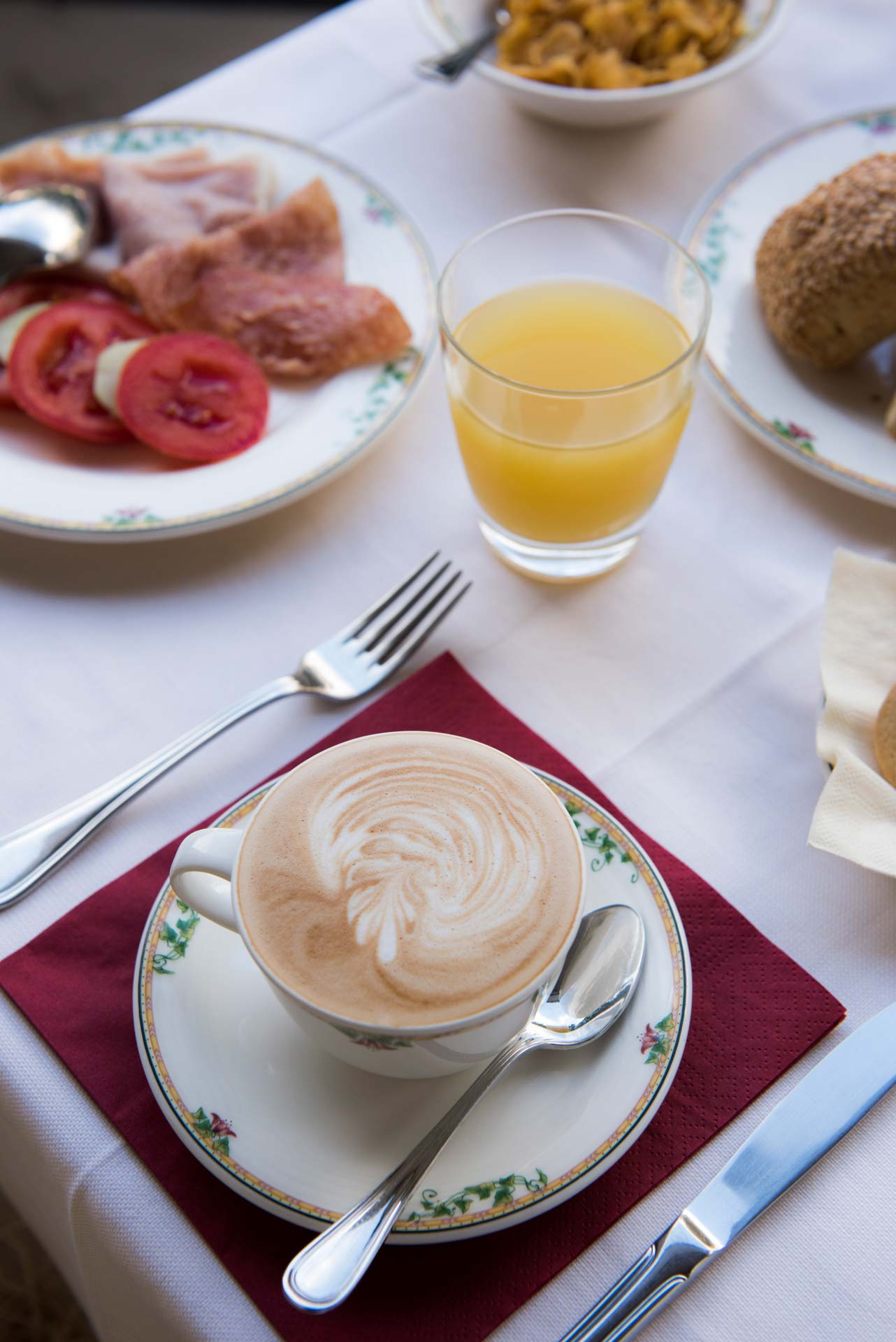 Breakfast - Hotel Savoia