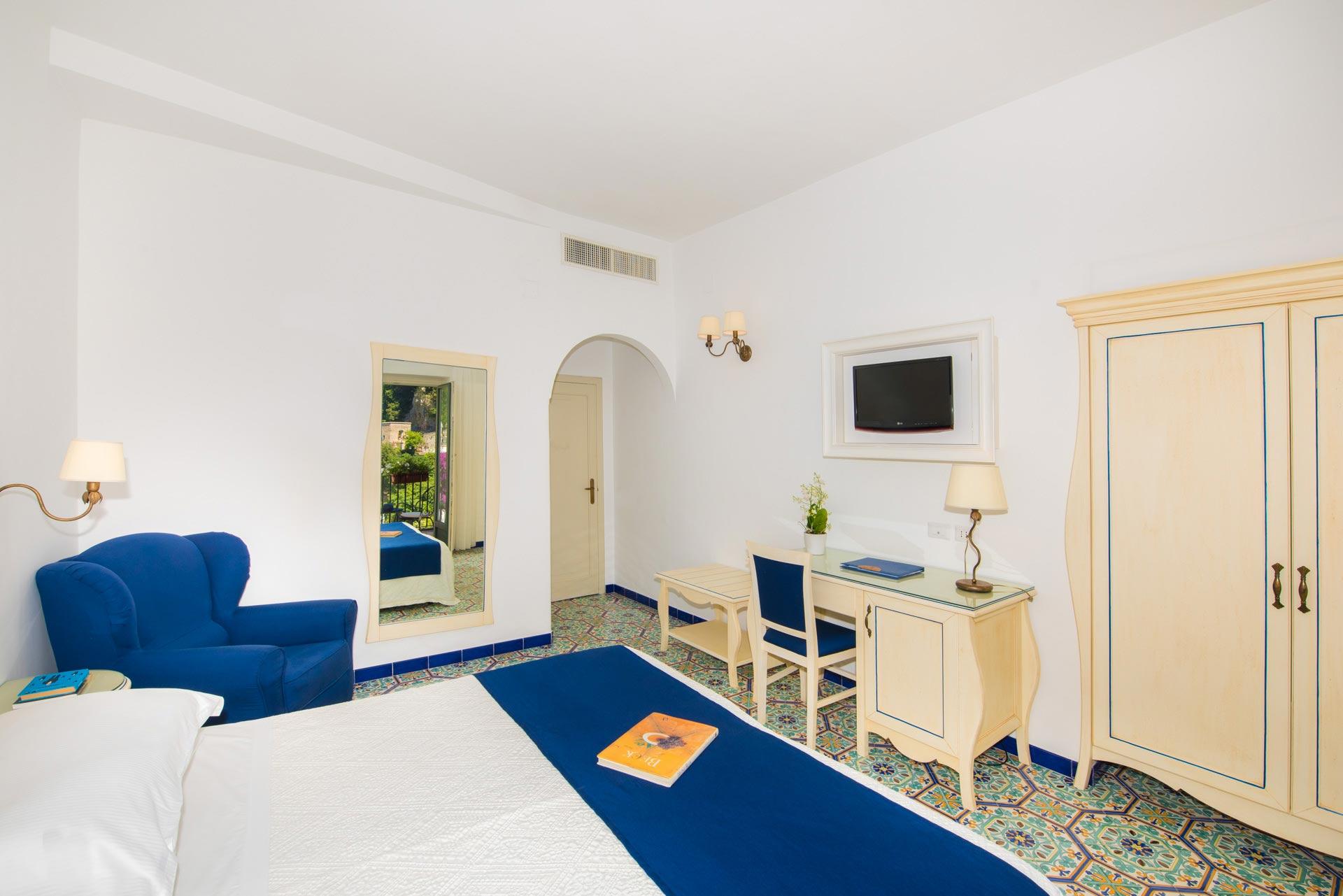 Comfort Room - Hotel Savoia Positano