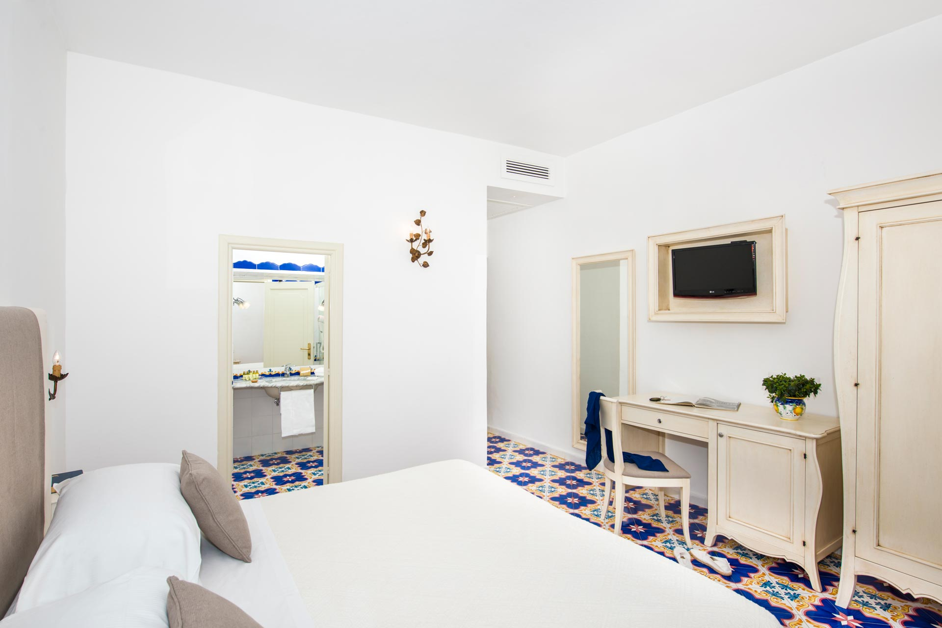 Classic Room - Hotel Savoia