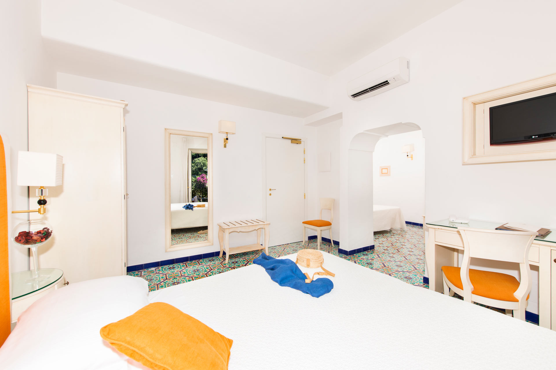 Family room - Hotel Savoia