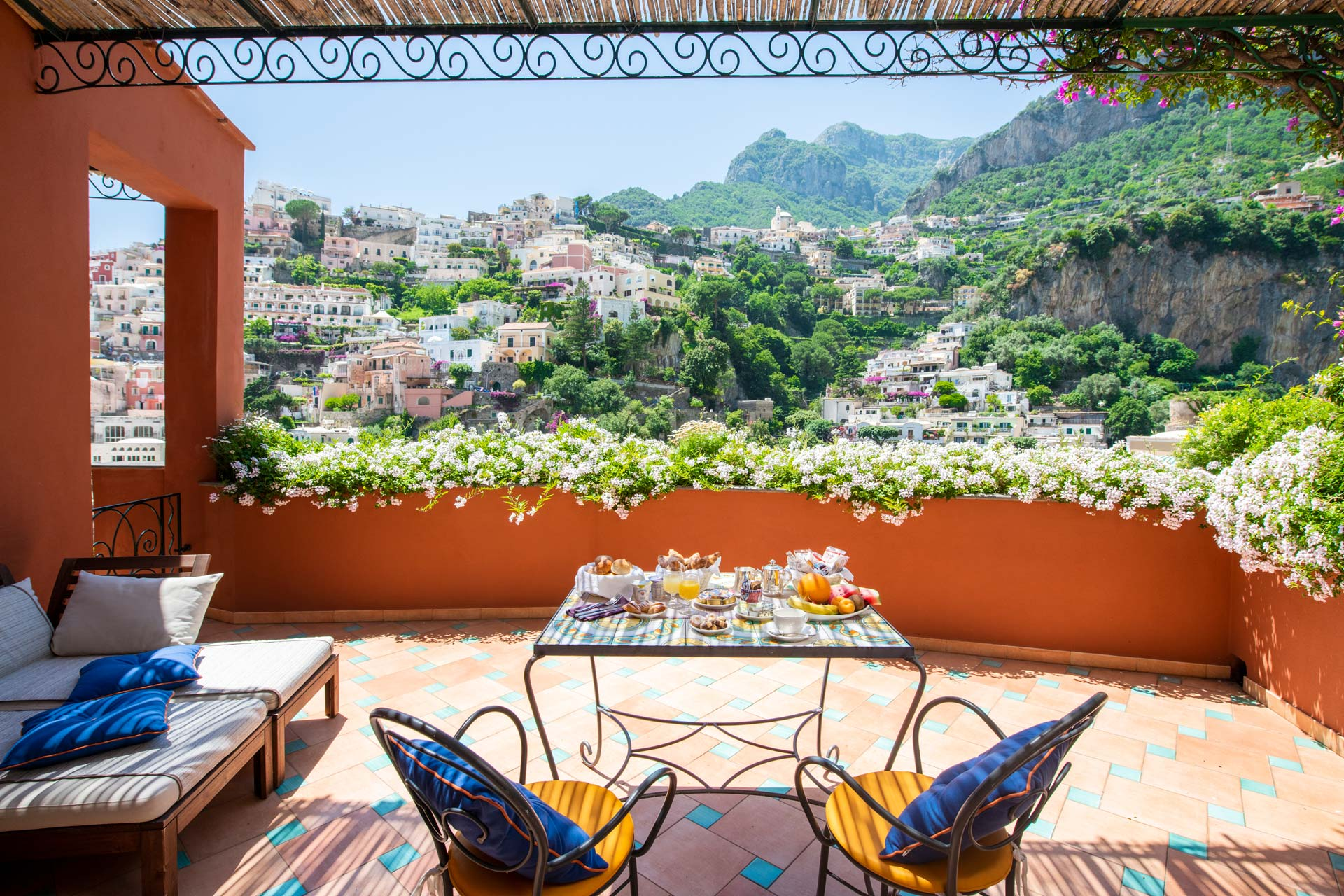 Suite Terrace - Hotel Savoia