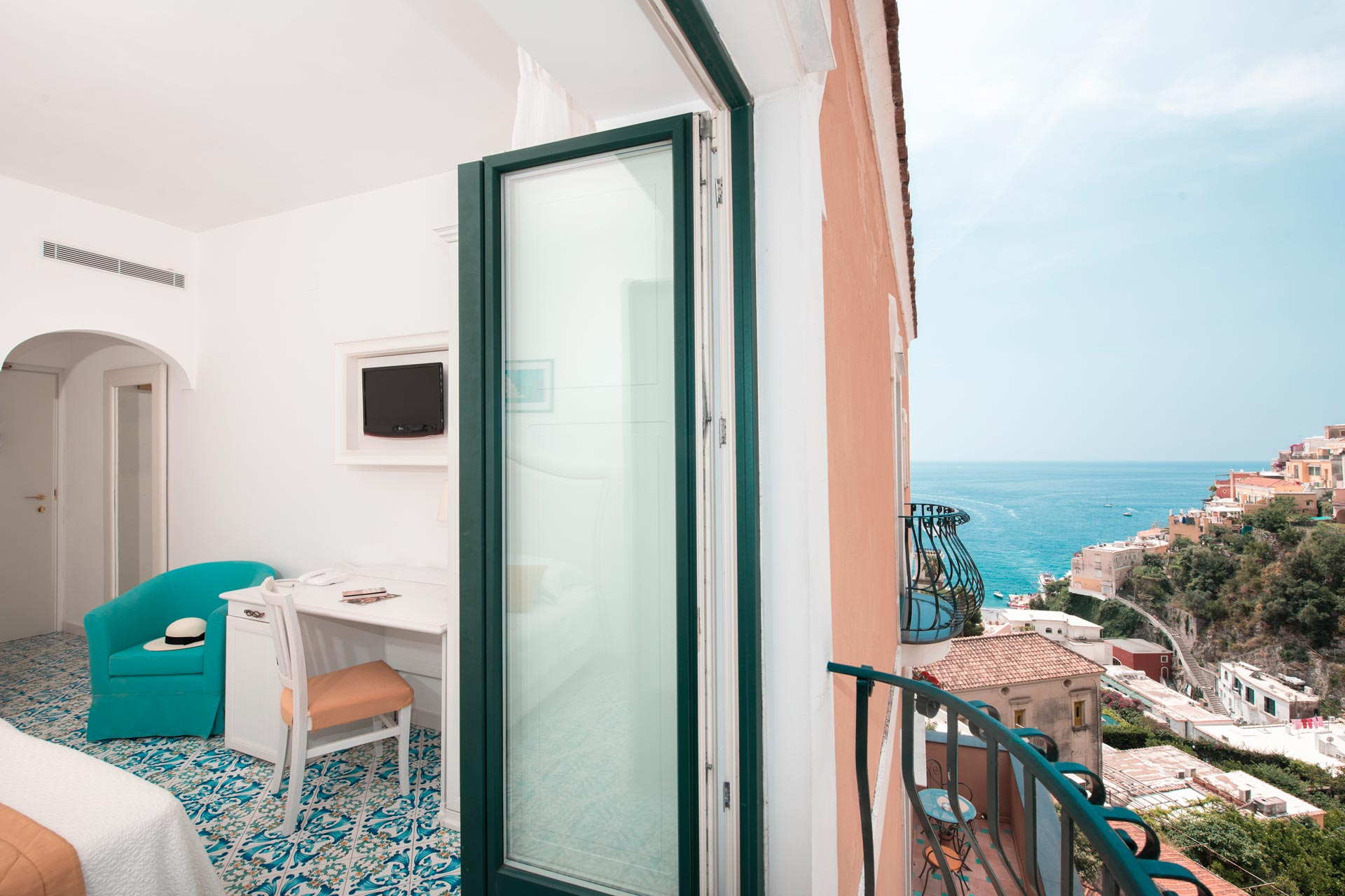 Superior Room - Hotel Savoia Positano
