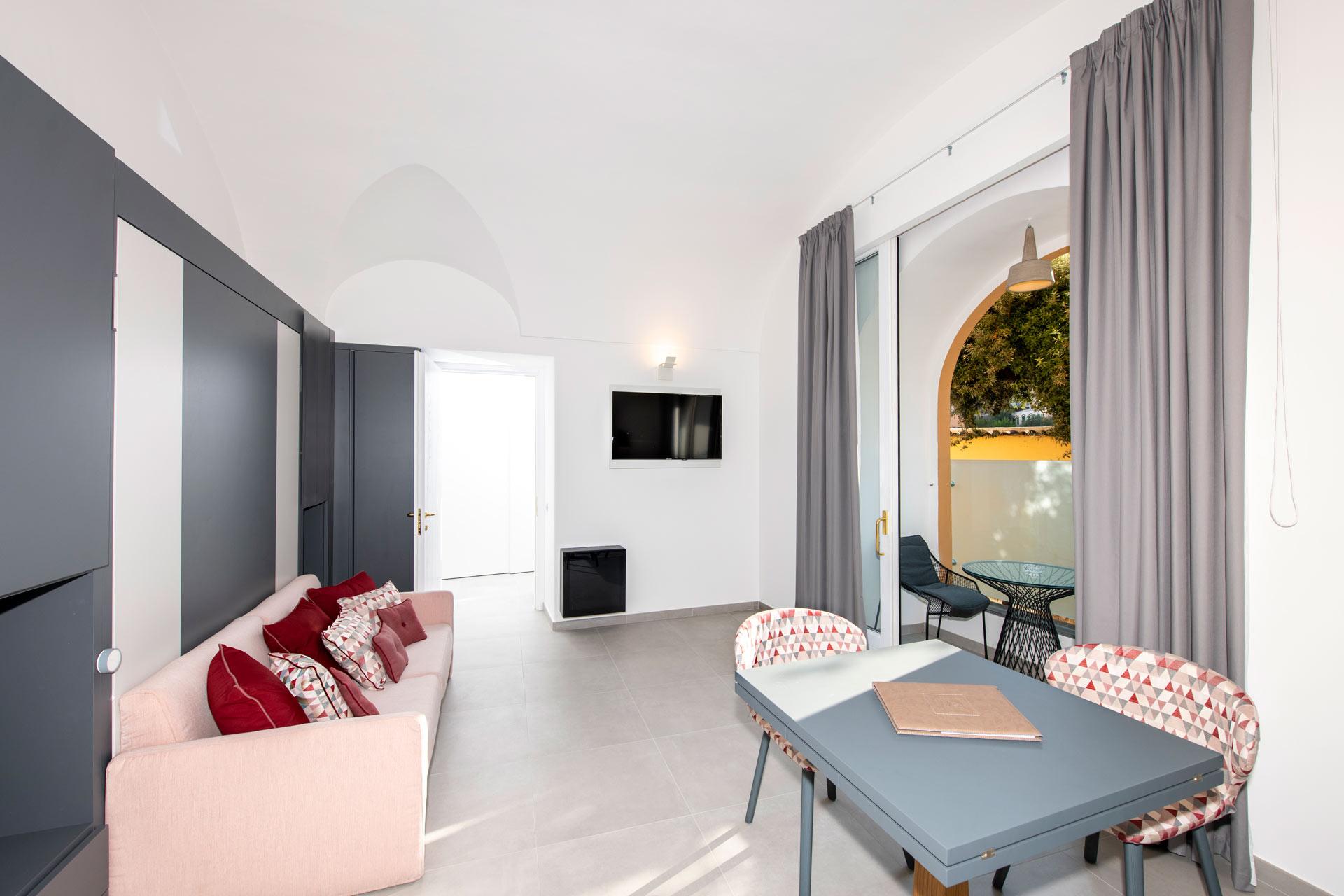 Apartment Room | Hotel Savoia